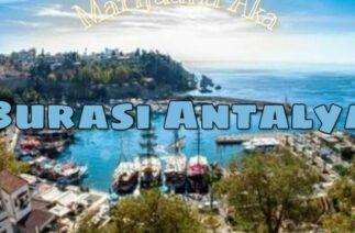 Marijuana Aka – Burası Antalya (2017)