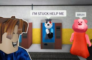 ROBLOX PIGGY BOOK 2 FUNNY MEME MOMENTS (PANDY NEEDS HELP)