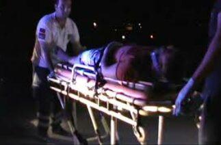 Seydişehirde Trafik Kazası 2 Yaralı