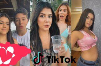 TIK TOK DA LUIZA PARENTE | TIKTOK