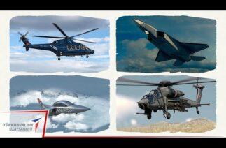 TUSAŞ'ın Milli Muharip Uçak, Gökbey, Hürjet ve Atak-2 projelerinde 2023 hedefleri