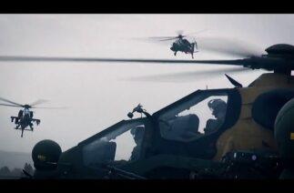 Türk Ordusu modern silahlarıyla Ateş Serbest 2020 tatbikatını başarıyla tamamladı
