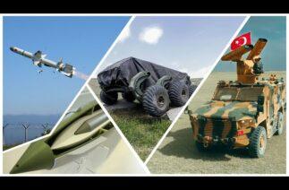 Türk savunma sanayii ürünleri milyonlarca izleyiciye ulaştı