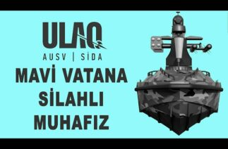 Türkiye ilk silahlı insansız deniz aracı: ULAQ – SİDA – AUSV – Meteksan Savunma – Ares Tersanesi