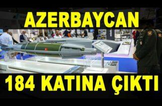 Türkiye'nin Azerbaycan'a savunma ihracatı zirvede – Bayraktar TB2 – ASELSAN – ROKETSAN – MAM-L