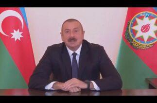 İlham Aliyev: Ermenistan'ın bütçesi belli, bu kadar silahı nereden alıyor!