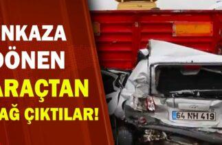 İzmir-Aydın Yolunda Trafik Kazası! / A Haber