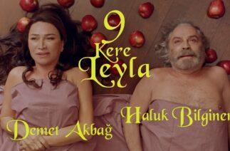 9 Kere Leyla – Fragman (4 Aralık'ta Netflix'te)