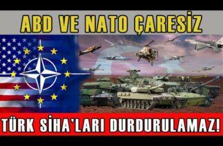 ABD; Türk Savunma Sanayisinin Korkunçluğunu Anlattı
