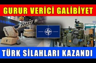 ASELSAN NATO Tatbikatında Birinci Oldu!