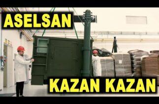 ASELSAN'dan bir taşla 3 kuş: Millileştirme – Türk Savunma Sanayi – ASELS