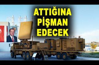 ASELSAN'dan kaçış yok: Silah Tespit Radarı göreve başlıyor – STR radarı – Savunma Sanayi – ASELS