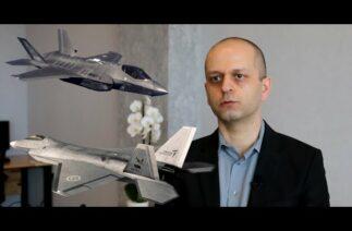Arda Mevlütoğlu Türkiye'nin ara dönem savaş uçağı konusunu değerlendirdi