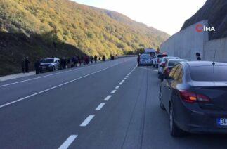 Bartın'da Trafik Kazası, Otomobil Baraja Uçtu: 2 Ölü