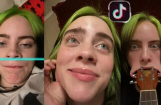 Billie Eilish New TikTok Account (Her Funny Side)