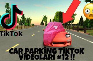 CAR PARKİNG TİKTOK VİDEOLARI #12 ( SİZİN VİDEOLARINIZ )
