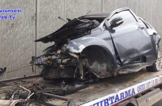 Diyarbakır'da zincirleme trafik kazası, 1'i ağır 6 yaralı