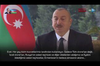 İlham Aliyev: Tehdit olursa Türk askerini davet edebilirim