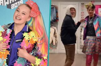 JoJo Siwa Debuts Boyfriend Mark Bontempo In TikTok