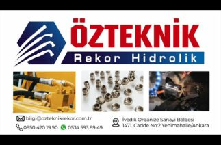 Özteknik Rekor Hidrolik Otomotiv & Savunma Sanayi Çalışma Alanlarımız