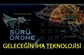 Savunma Sanayi Teknolojileri : Türkiye'nin yapay zeka destekli İHA'ları Sürü Harekâtına Hazırlanıyor