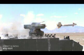 Silah Taşıyıcı Araçlar (STA) atış anı! – Savunma Sanayi