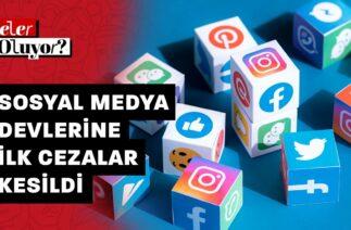 Sosyal medya devlerine ilk cezalar kesildi: TikTok'un 126 şehirde ofisi var Türkiye'de yok