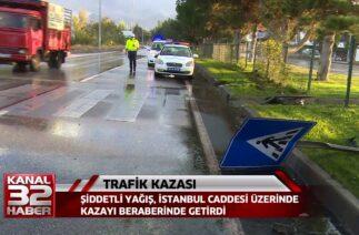 TRAFİK KAZASI