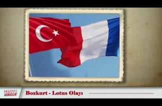 Türk deniz hukuku zaferi: Bozkurt-Lotus Davası