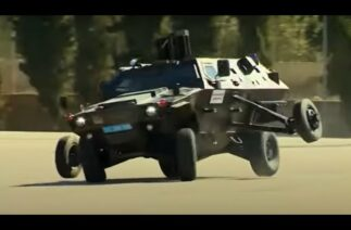 Türk zırhlı araçları sürüş eğitiminde