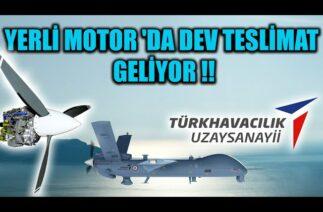 YERLİ MOTOR 'DA DEV TESLİMAT GELİYOR !!