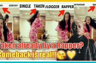 Zeinab latest tiktok video: Taken na daw siya sa isang rapper!! Zeiryl lang malakas!!💛💛💛