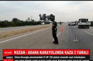 erkan karaoğlu trafik kazası geçirdi