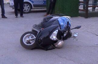 marmariste trafik kazası 1 ölü