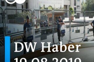 19.08.2019 – DW Haber
