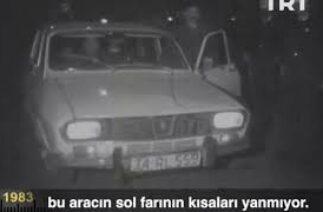 1983 yılı alkollu sürücü ve trafik kazaları :) TRT Arşiv