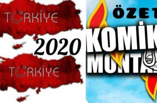 2020 YILI ÖZETİ ( KOMİK EDİT ) 🤣😱