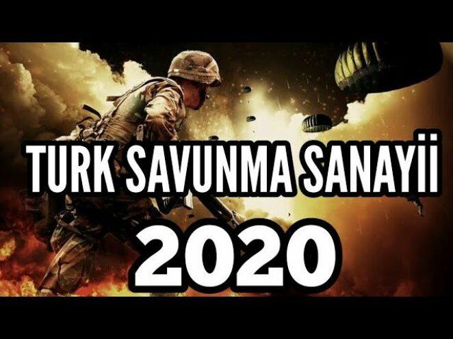2020 YILINDA NELER YAŞANDI / TÜRK SAVUNMA SANAYİİ 2020