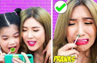 23 BEST PRANKS AND FUNNY TRICKS | Funny Pranks on Friends and Family | Prank Wars by T-FUN