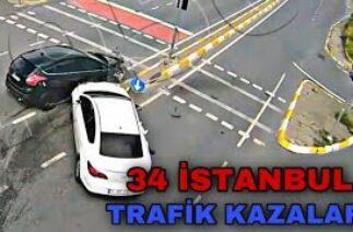 34 İSTANBUL – TRAFİK KAZALARI