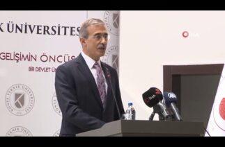 ABD, Savunma Sanayii Başkanı Prof. Dr. İsmail Demir'e yaptırım kararı aldı