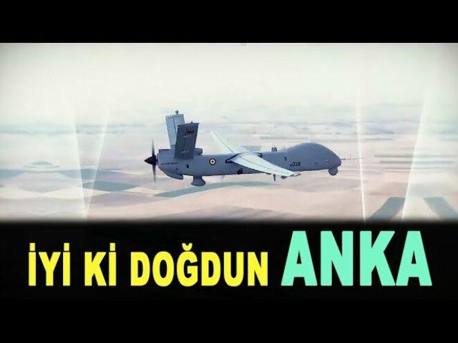 ANKA uçuyor, Türkiye kazanıyor – First export from Anka UAV – TUSAŞ – İHA – Savunma Sanayi