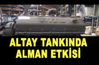 Altay Tankı'nda Alman düğümüne çözüm arayışı – BMC – Türk Savunma Sanayi