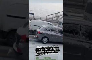 Ankara kar yağışı | Trafik kazaları