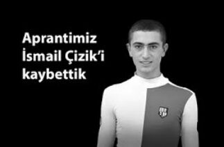 Apranti İsmail Çizik Trafik Kazasında Hayatını Kaybetti. SON KOŞUSU