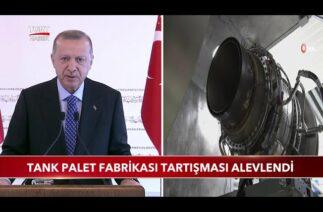 """Cumhurbaşkanı Erdoğan: """"Savunma Sanayii Baltalanmaya Çalışılıyor"""""""