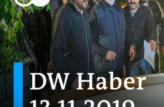 DW Haber: Basın örgütleri Ahmet Altan'ın yeniden tutuklanmasına tepkili (13.11.2019)