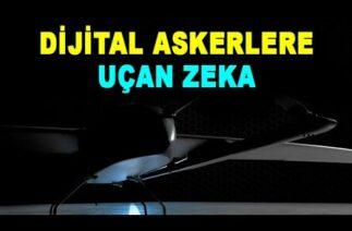 Dijital orduya yeni asker – New soldier for the digital army – HAVELSAN İHA – Türk Savunma Sanayi