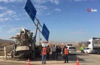 Elazığ'da feci trafik kazası! Ölü ve yaralılar var