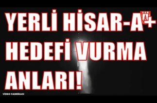 HİSAR-A+ HAZIR! | MİLLİ ENVANTERE GİRDİ! SAVUNMA SANAYİ, ROKETSAN, ASELSAN, BAYRAKTAR, HİSAR A